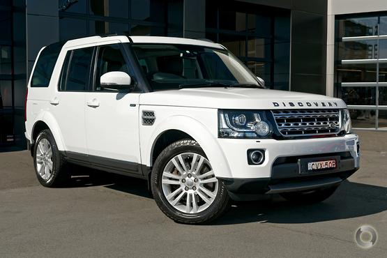 2014 Land Rover Discovery SDV6 HSE Series 4