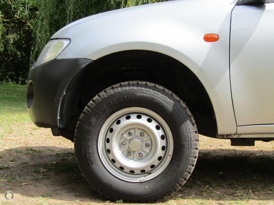 2009 Mitsubishi Triton GLX ML