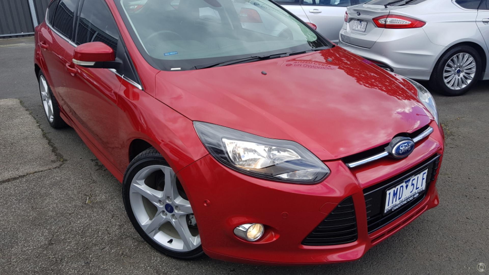 2013 Ford Focus Titanium LW MKII