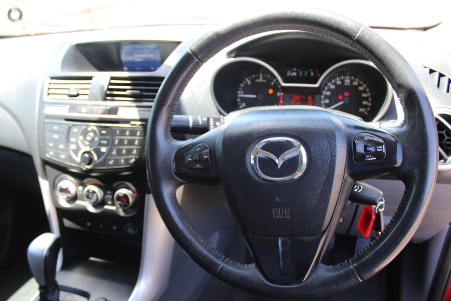 2015 Mazda BT-50 GT UP