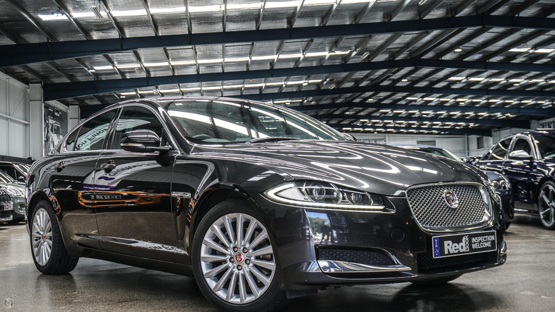 2015 Jaguar XF Premium Luxury X250
