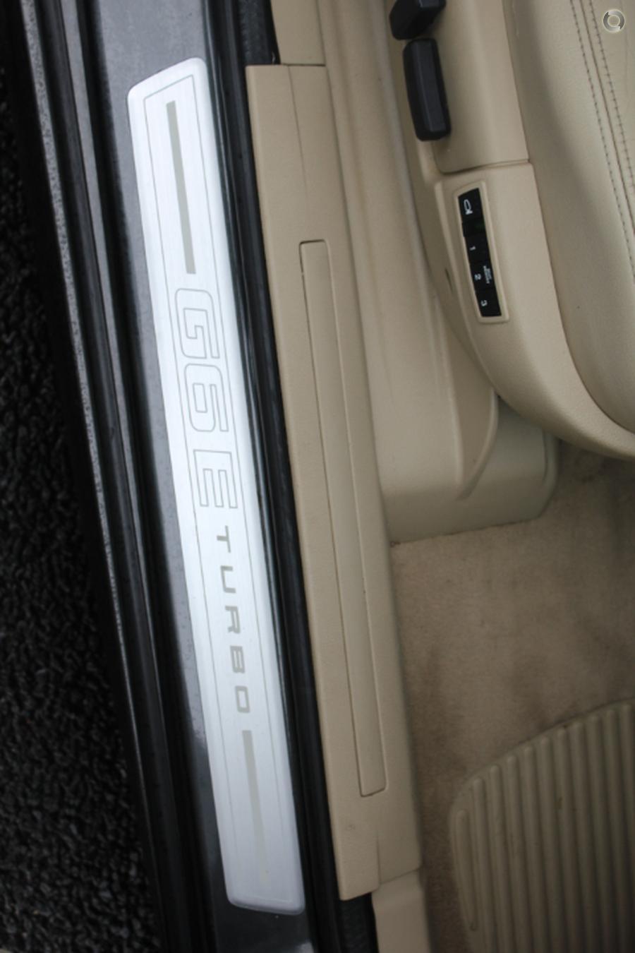 2009 Ford Falcon G6E Turbo FG