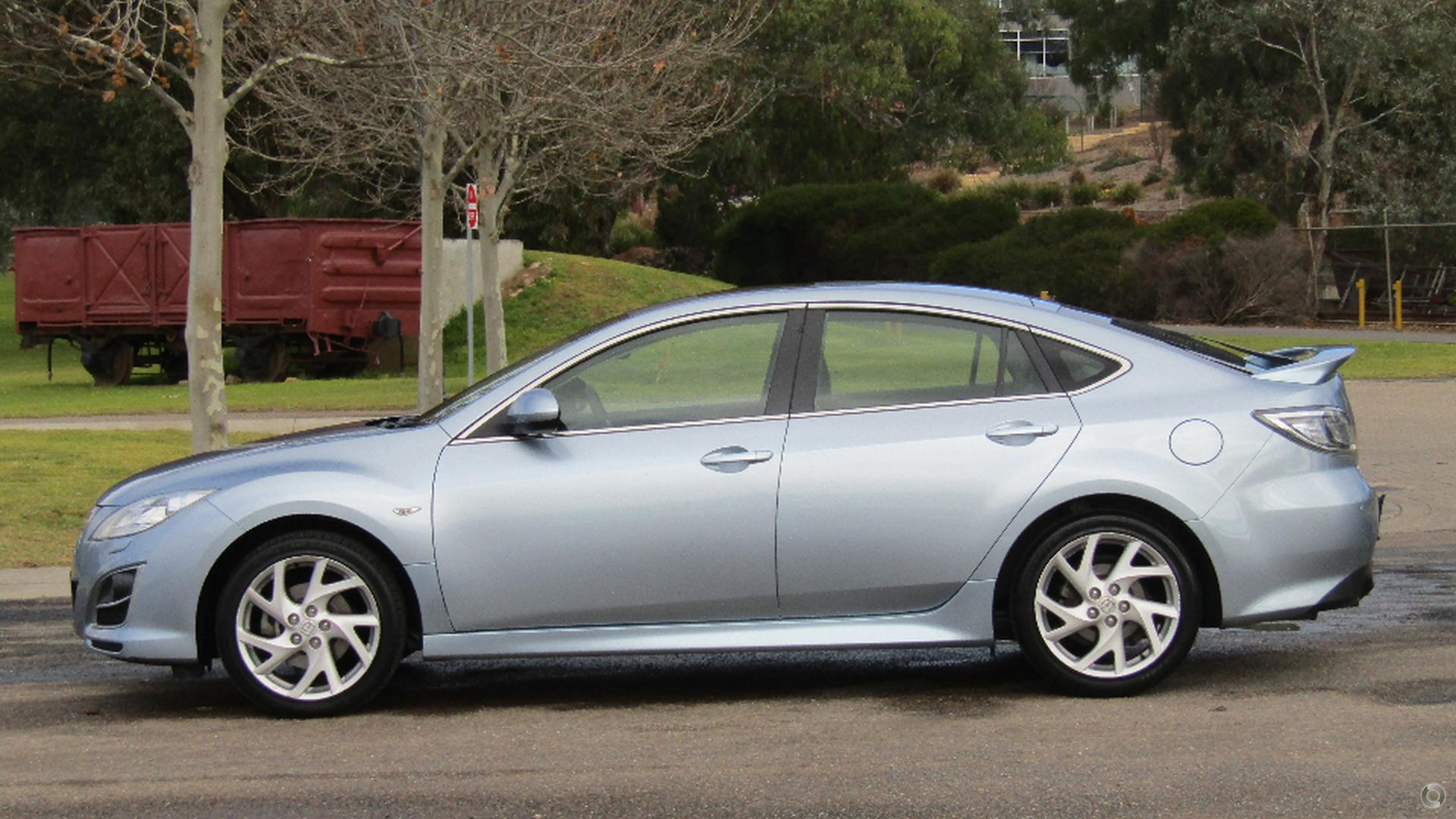 2010 Mazda 6 Luxury GH Series 1