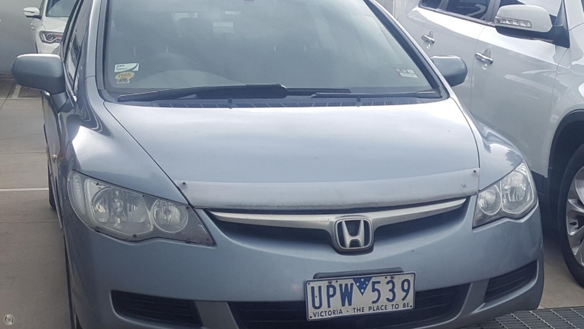 2007 Honda Civic VTi-L 8th Gen