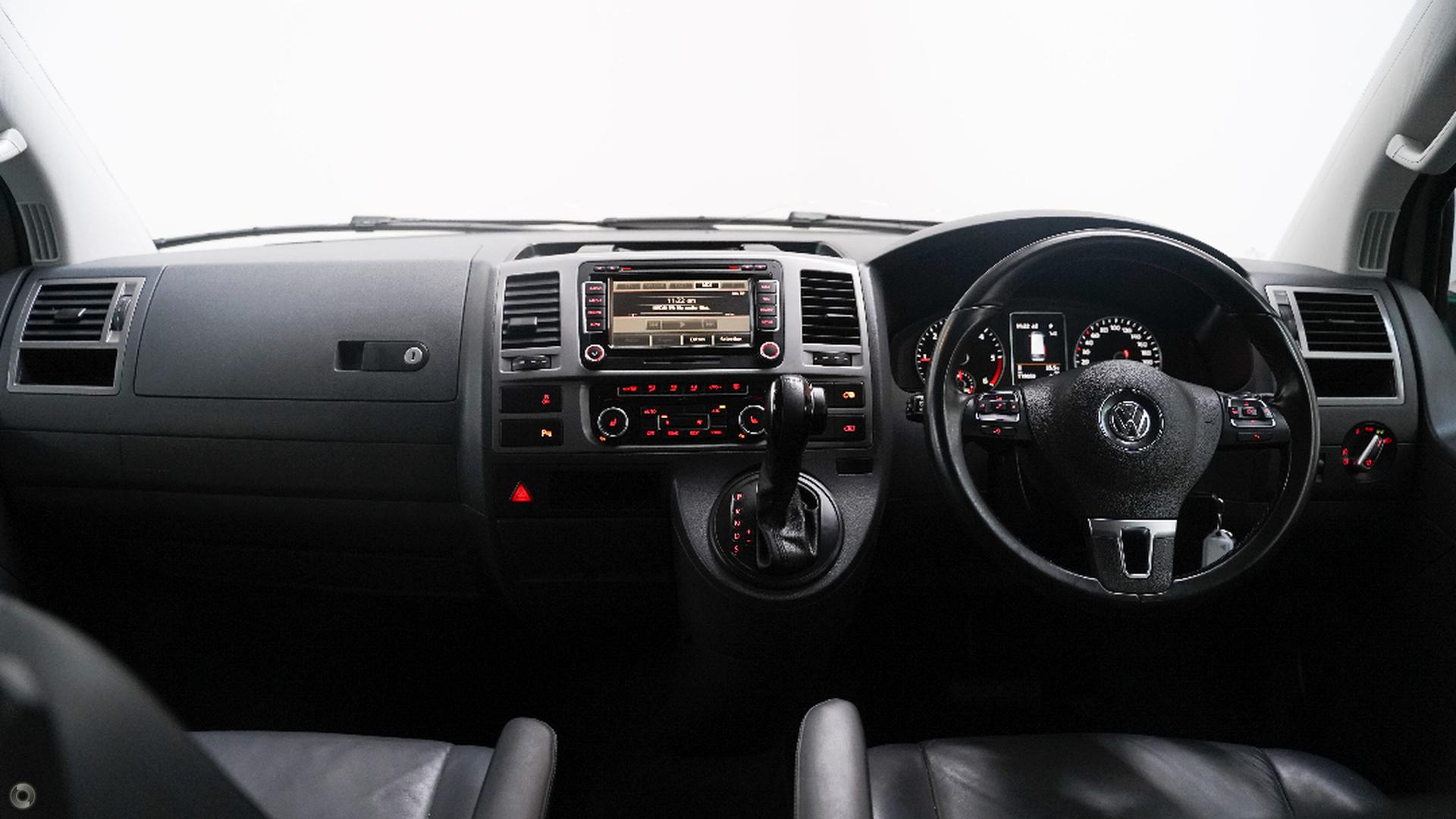 2014 Volkswagen Multivan TDI400 Highline T5