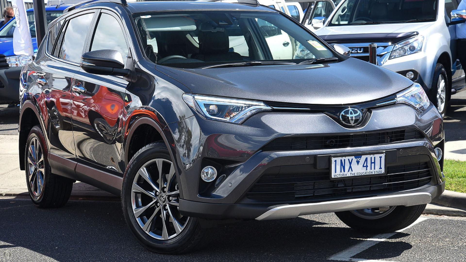 2018 Toyota RAV4 Cruiser ASA44R