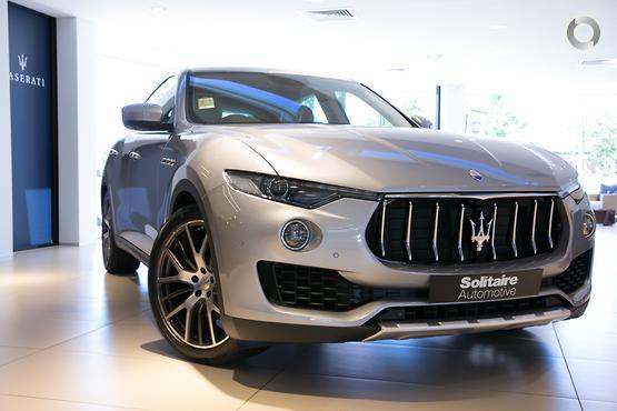 2017 Maserati Levante Luxury M157