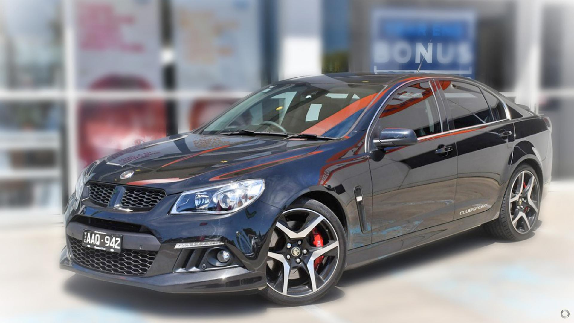 2013 Holden Special Vehicles Clubsport R8 GEN-F