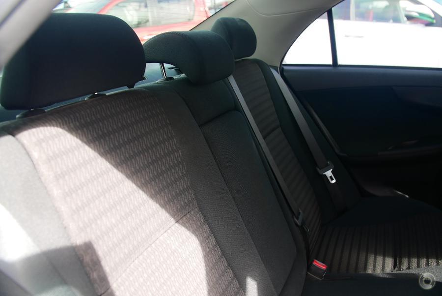 2013 Toyota Corolla Ascent Sport ZRE152R