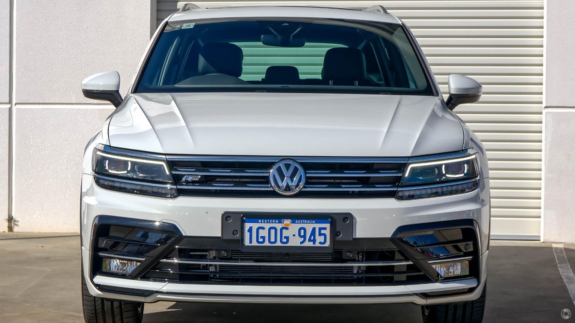 2018 Volkswagen Tiguan 140TDI Highline 5N