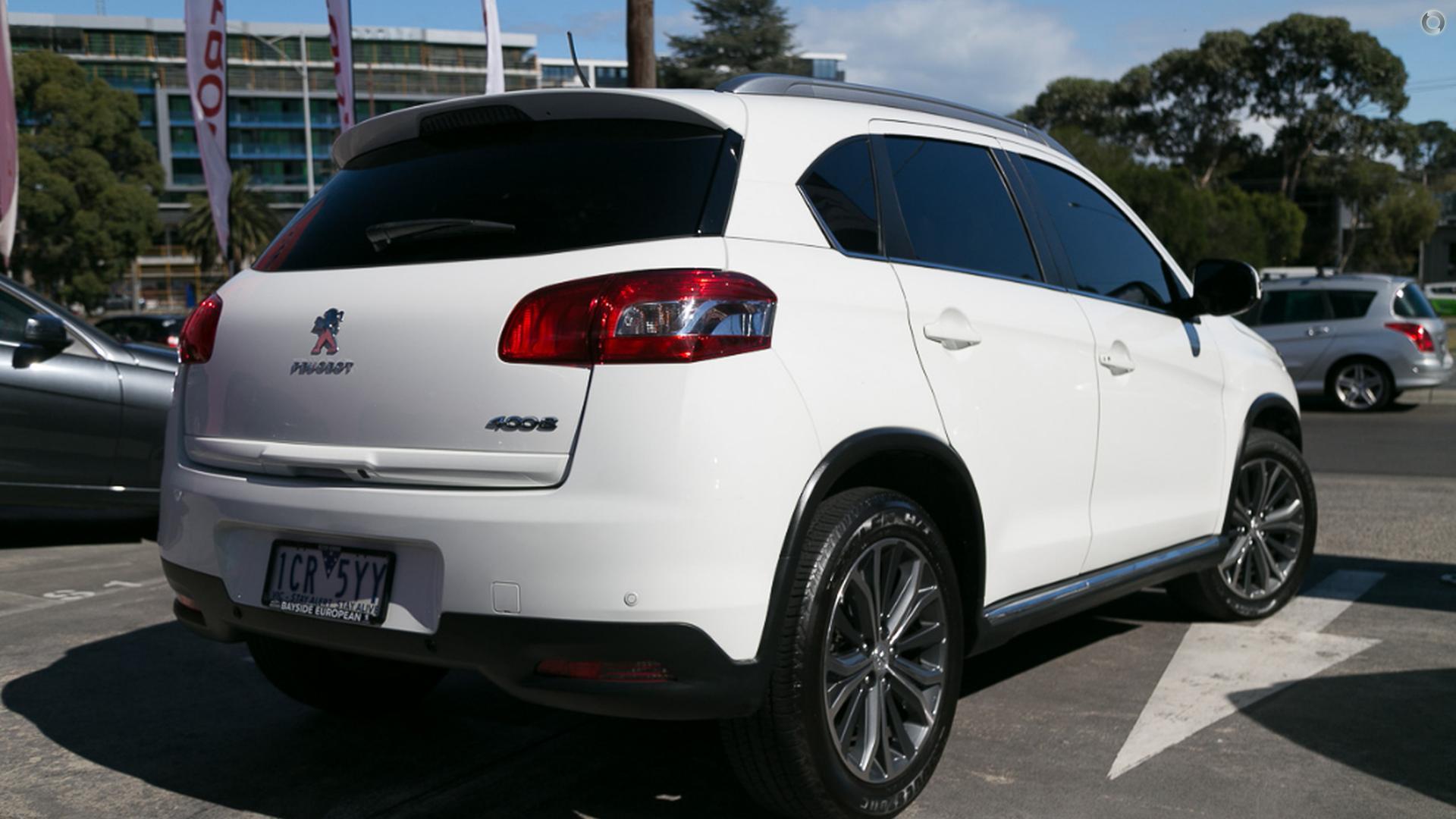 2014 Peugeot 4008 Active (No Series)