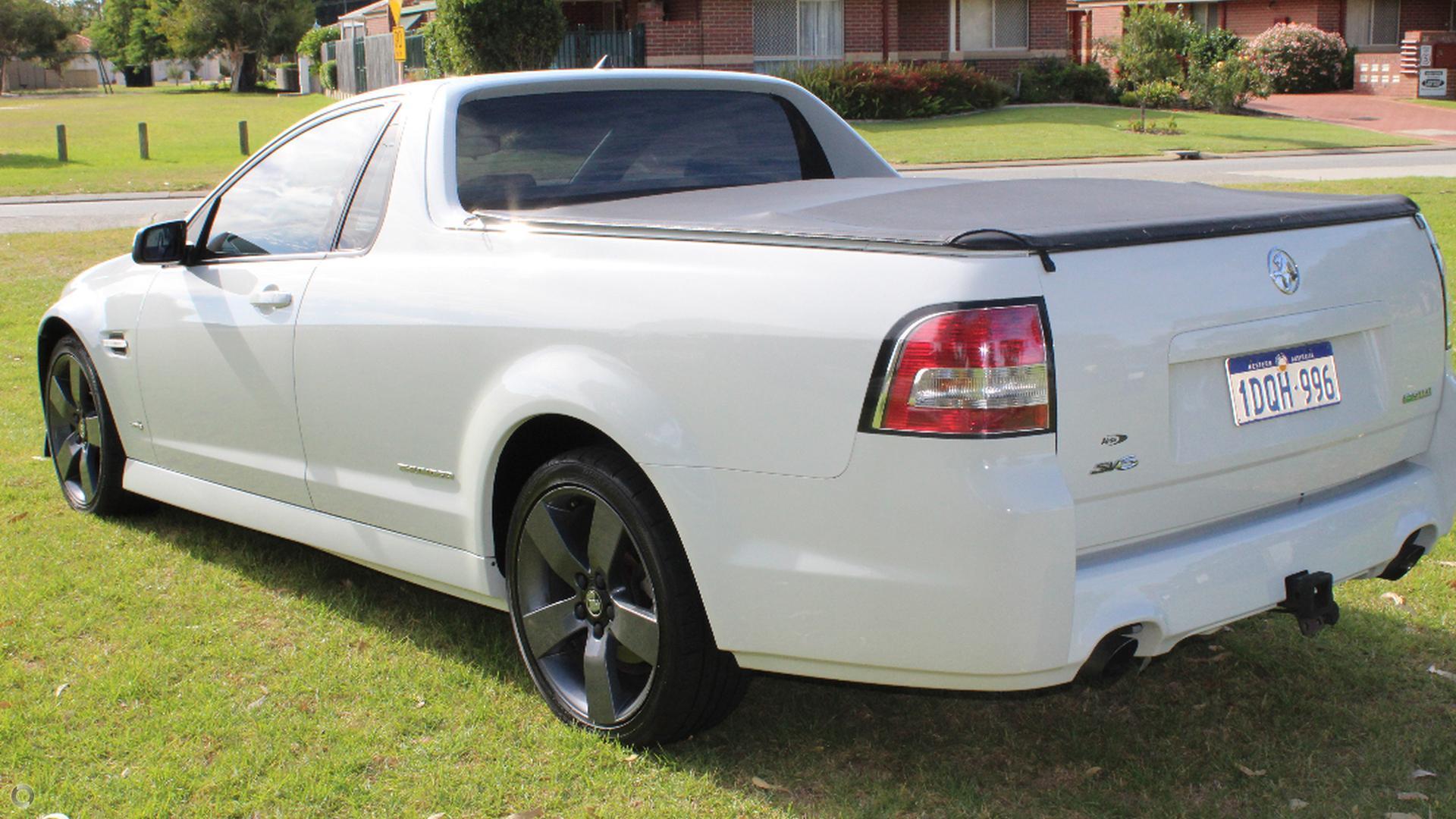 2011 Holden Ute SV6 VE Series II