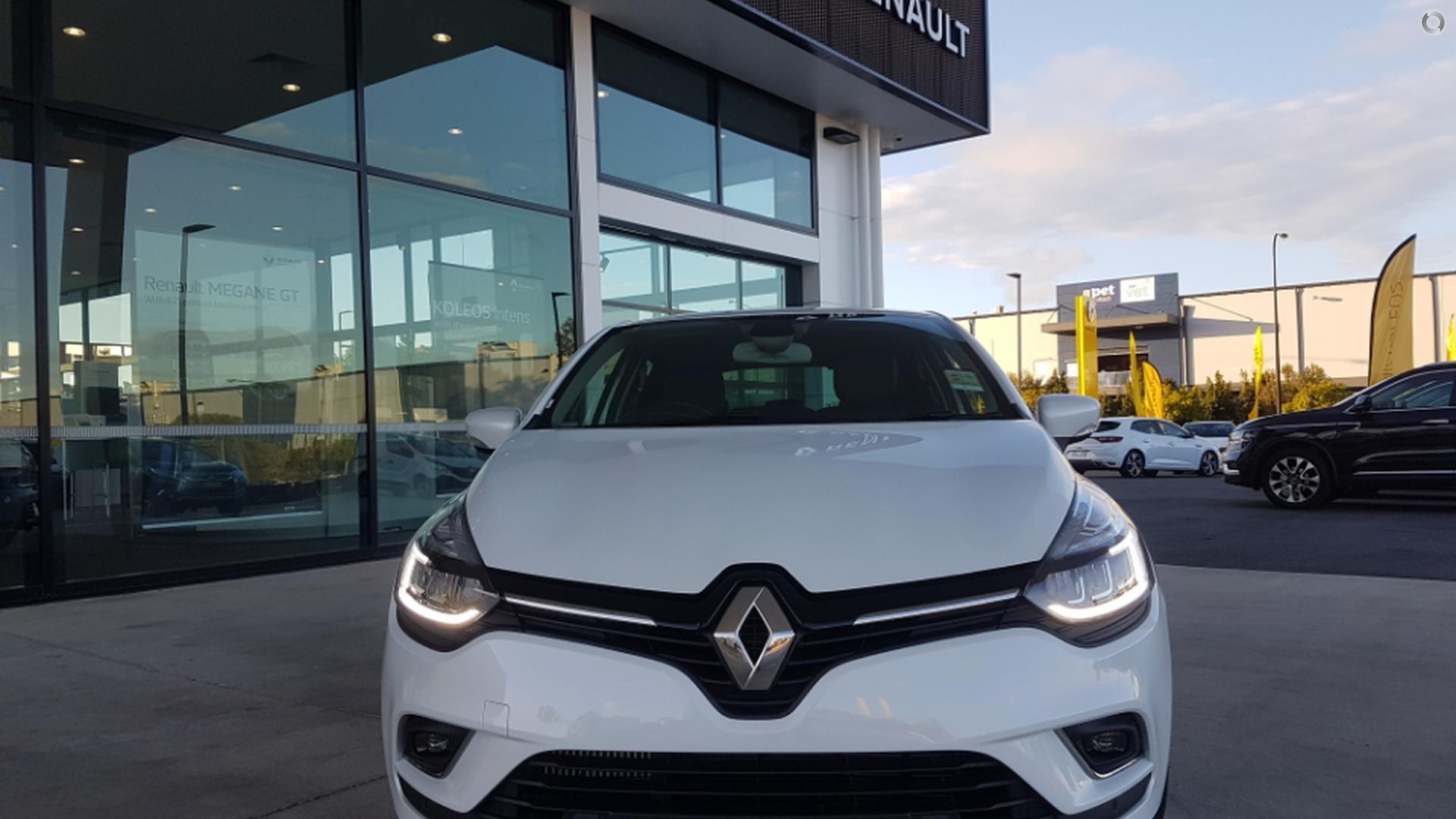 2018 Renault Clio Intens IV B98 Phase 2