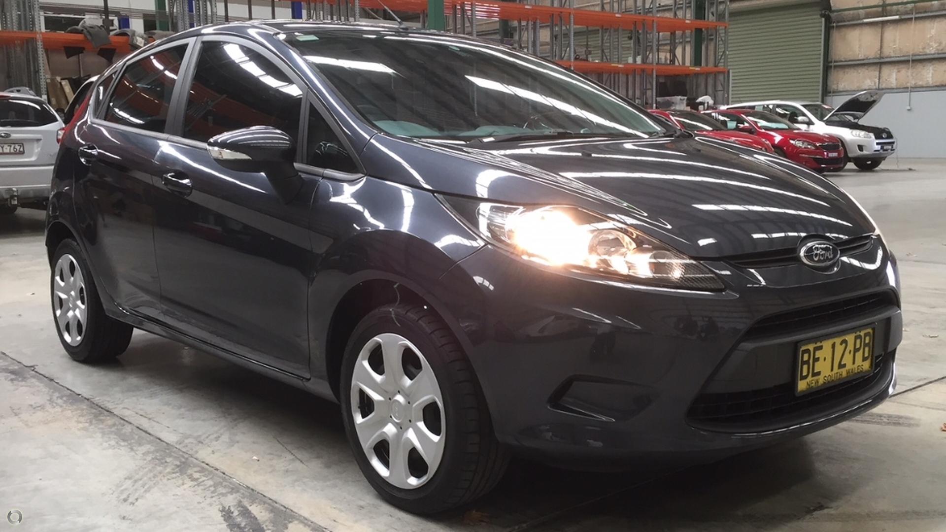 2010 Ford Fiesta CL WS