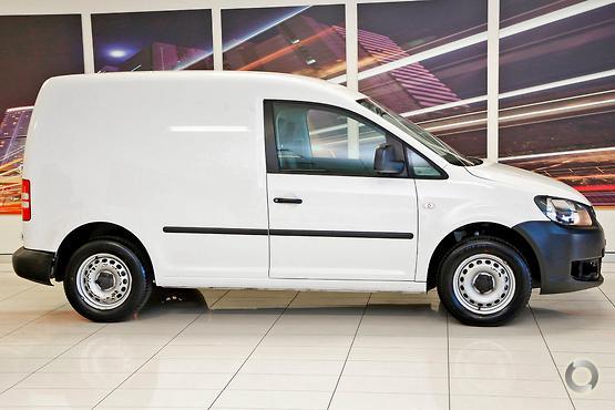 2012 Volkswagen Caddy TDI250 2KN