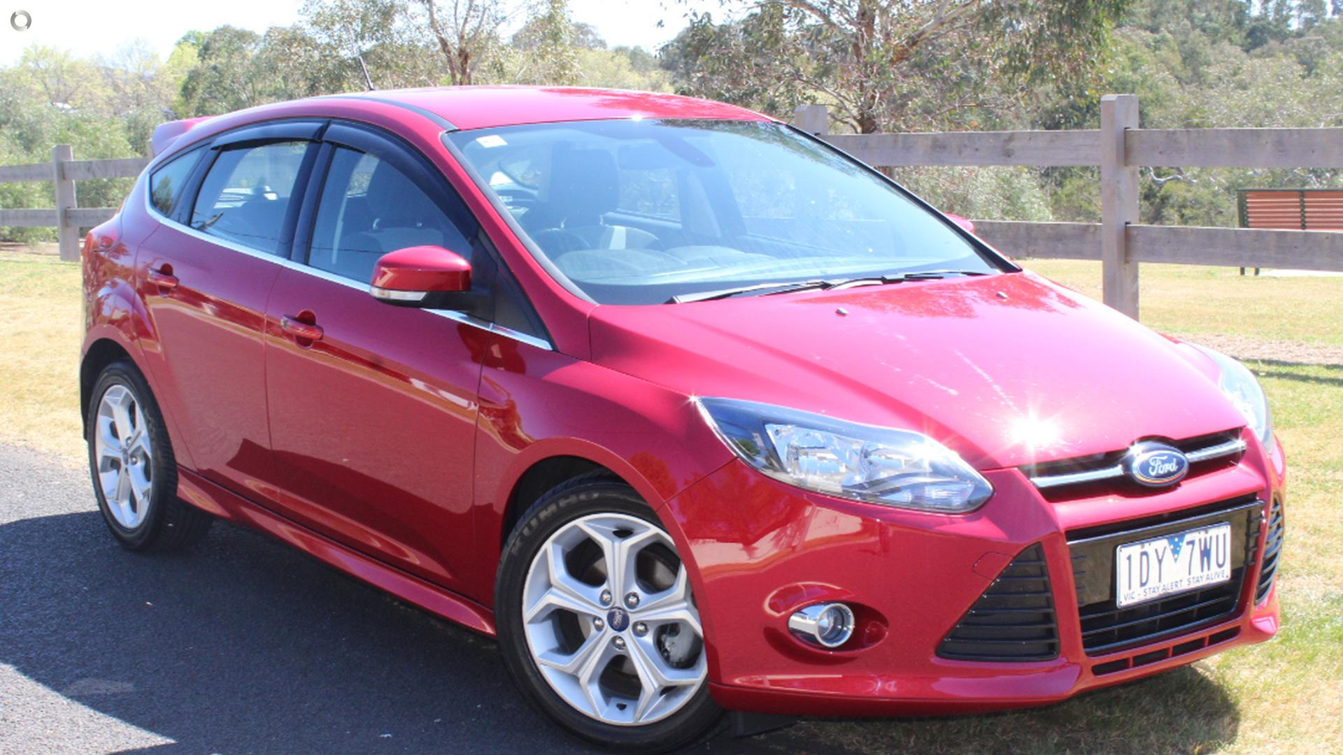 2015 Ford Focus Sport LW MKII