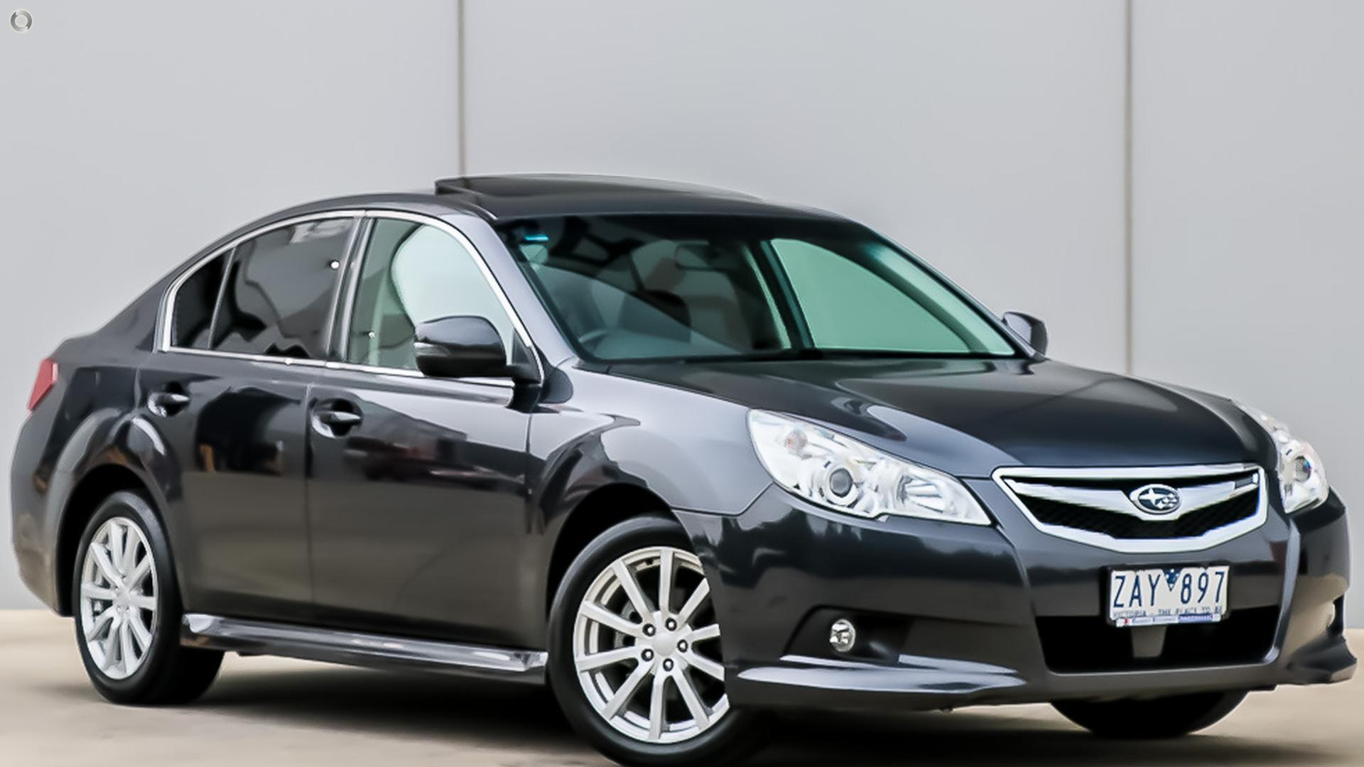 2012 Subaru Liberty 3.6R Premium 5GEN