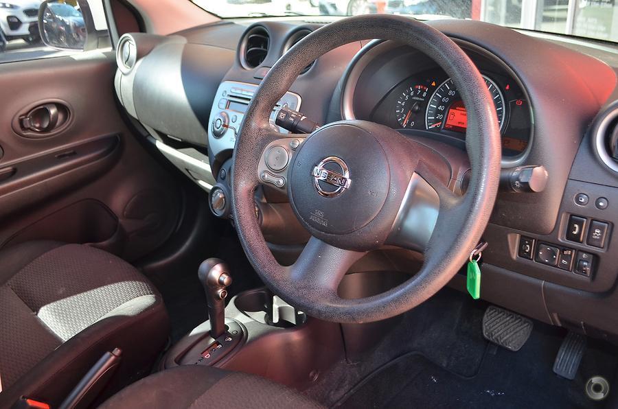 2013 Nissan Micra ST K13