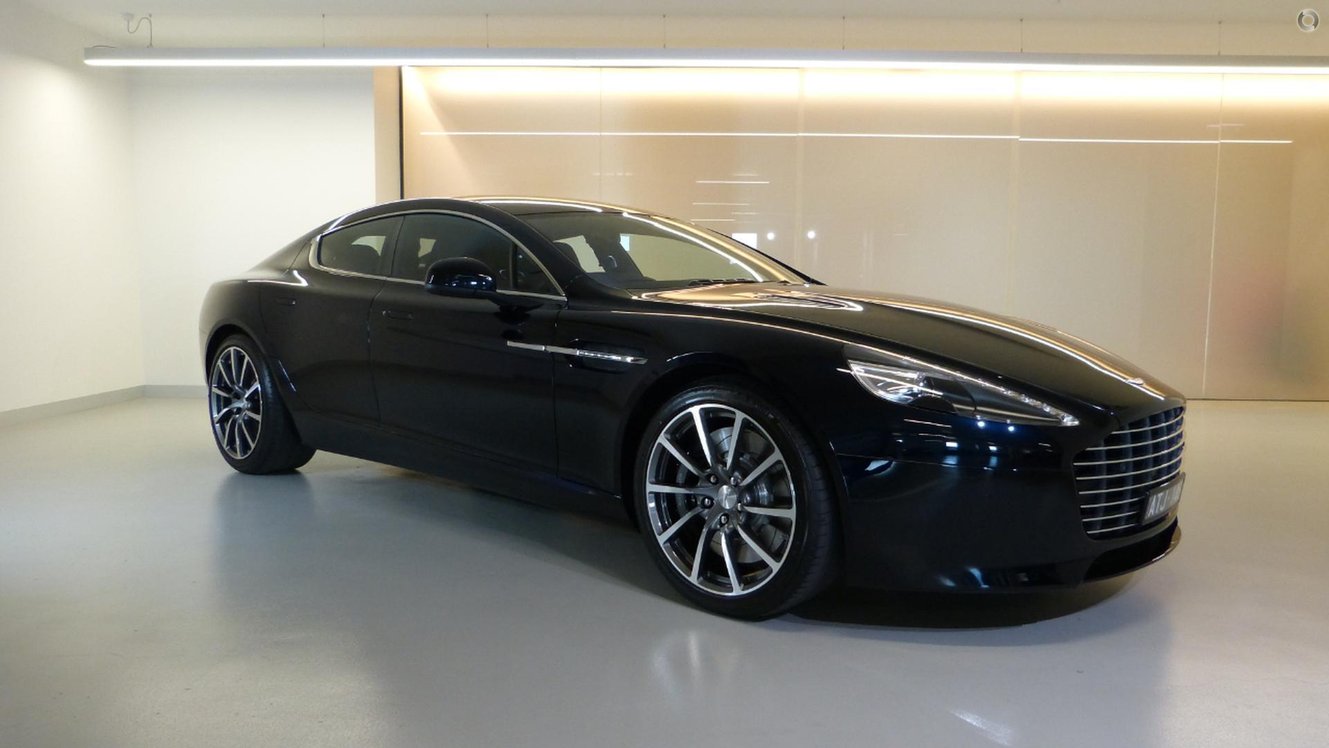 2018 Aston Martin Rapide S (No Series)