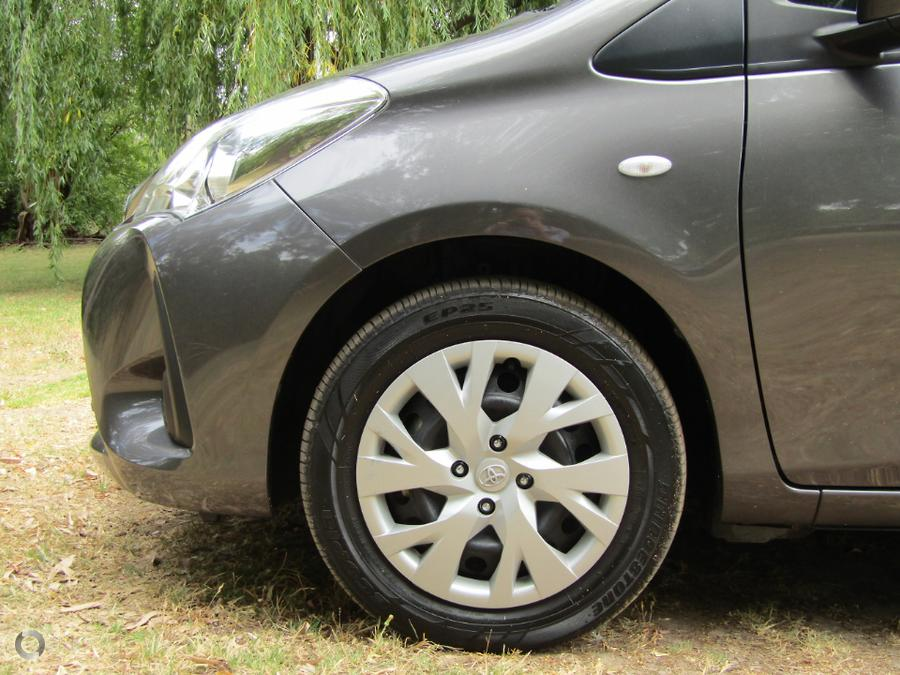 2017 Toyota Yaris Ascent NCP130R