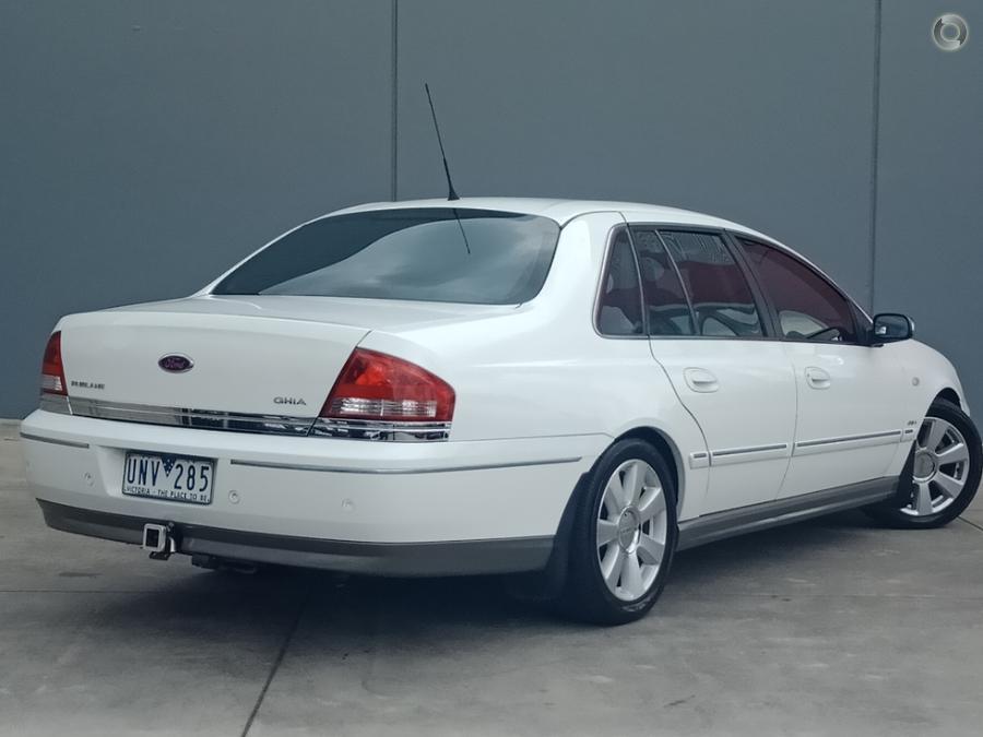 2005 Ford Fairlane Ghia BF