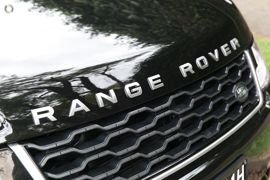 2018 Land Rover Range Rover Sport SDV6 HSE L494