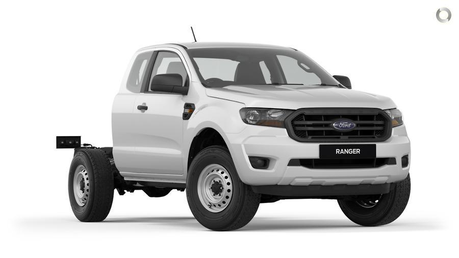 2018 Ford Ranger XL Hi-Rider PX MkIII