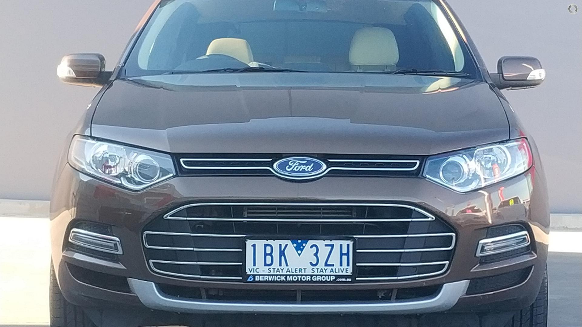 2014 Ford Territory Titanium SZ