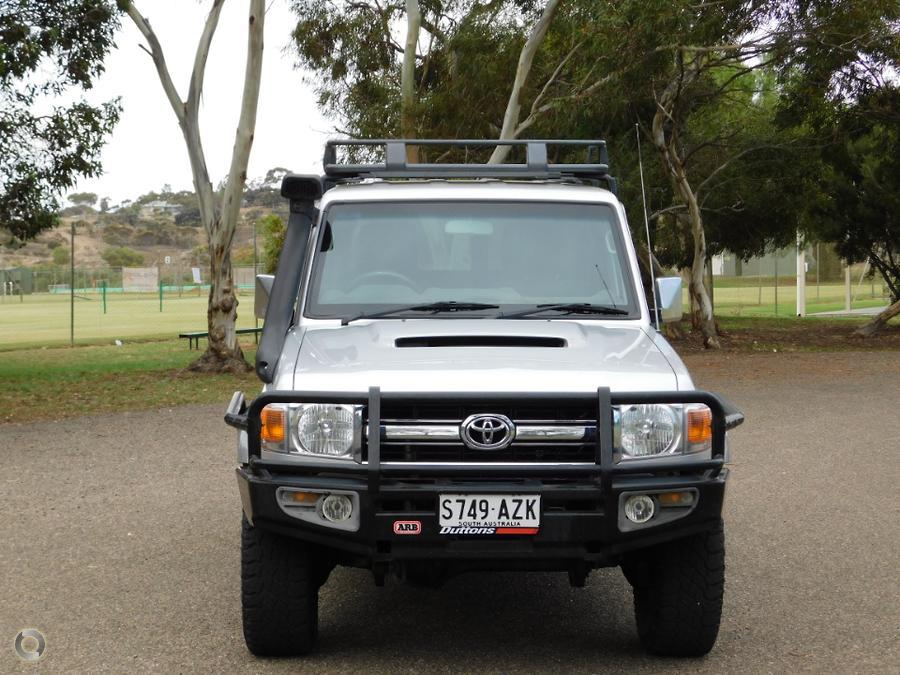 2013 Toyota Landcruiser GXL VDJ76R