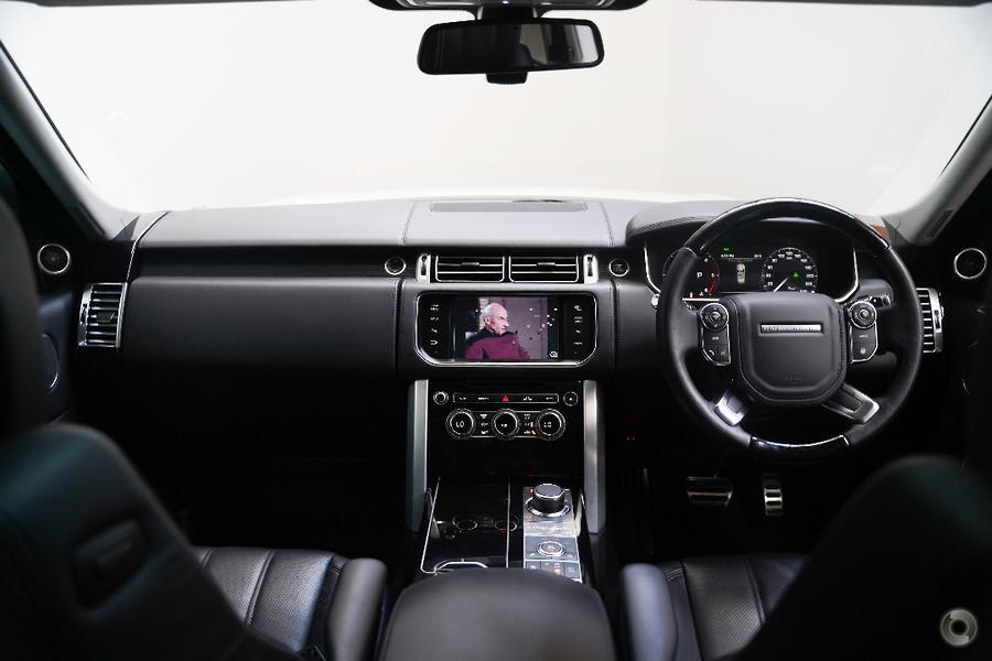 2014 Land Rover Range Rover SDV8 Autobiography L405