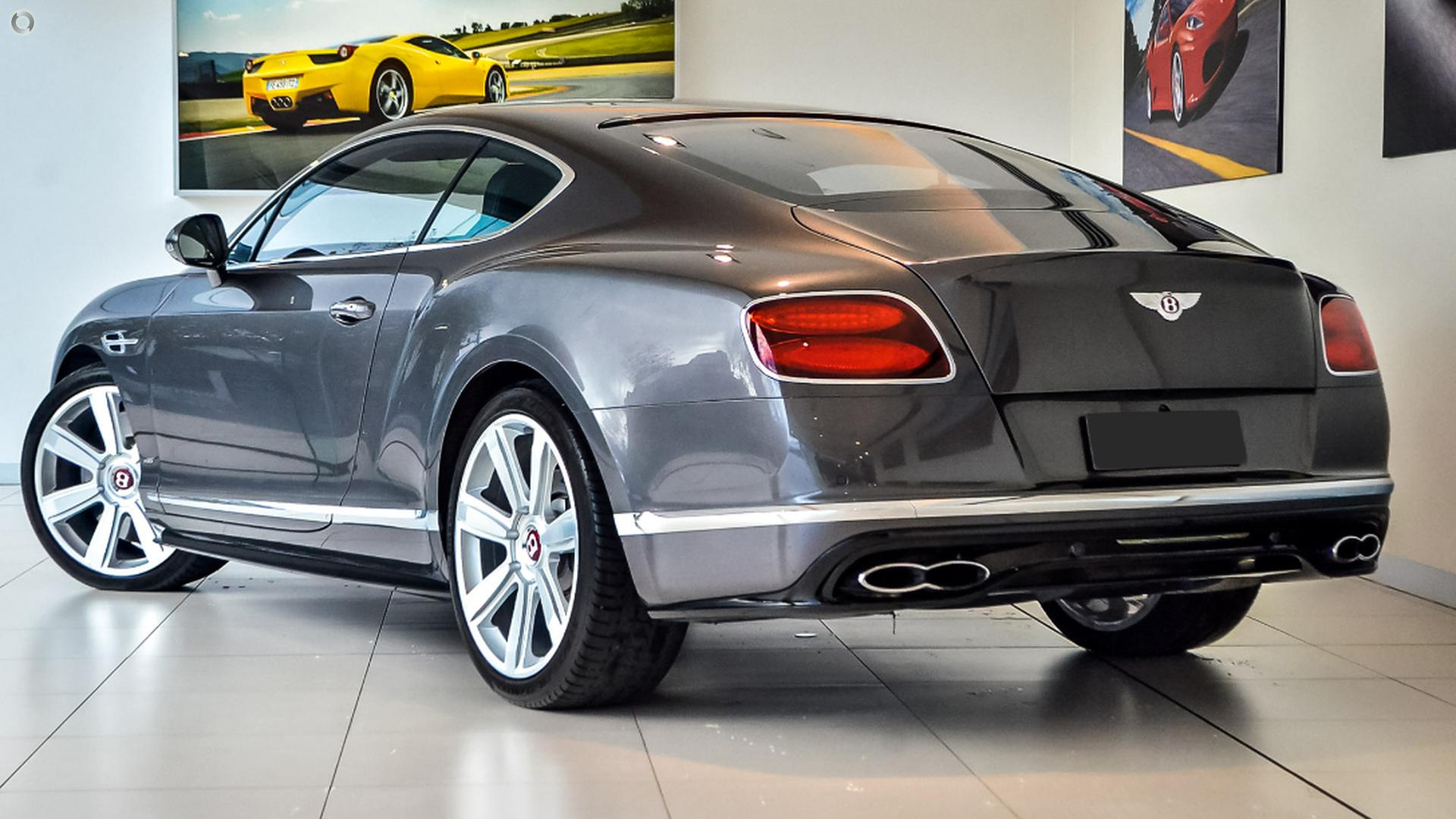 2015 Bentley Continental GT V8 S 3W