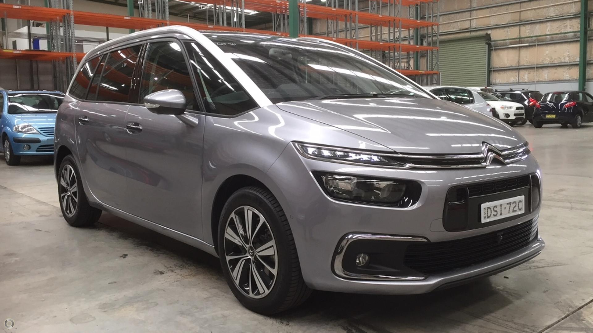 2017 Citroen Grand C4 Picasso Exclusive B7