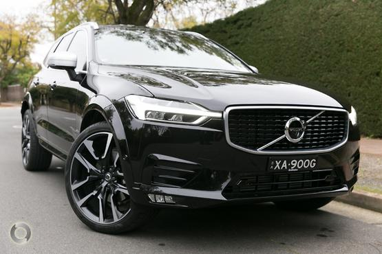 2018 Volvo XC60 T6 R-Design (No Series)