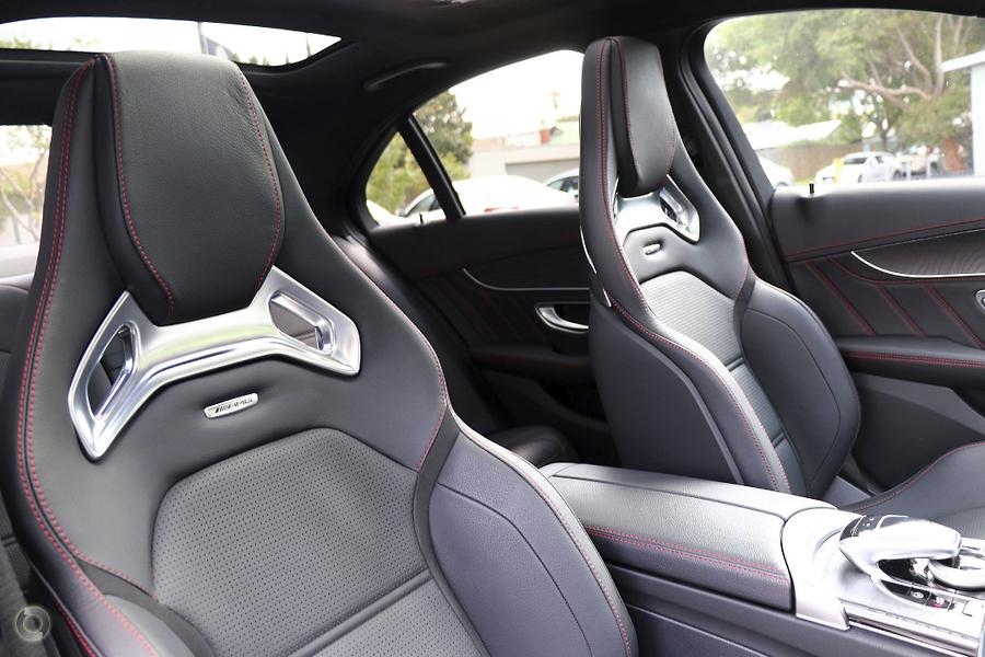 2016 Mercedes-Benz C43 AMG W205