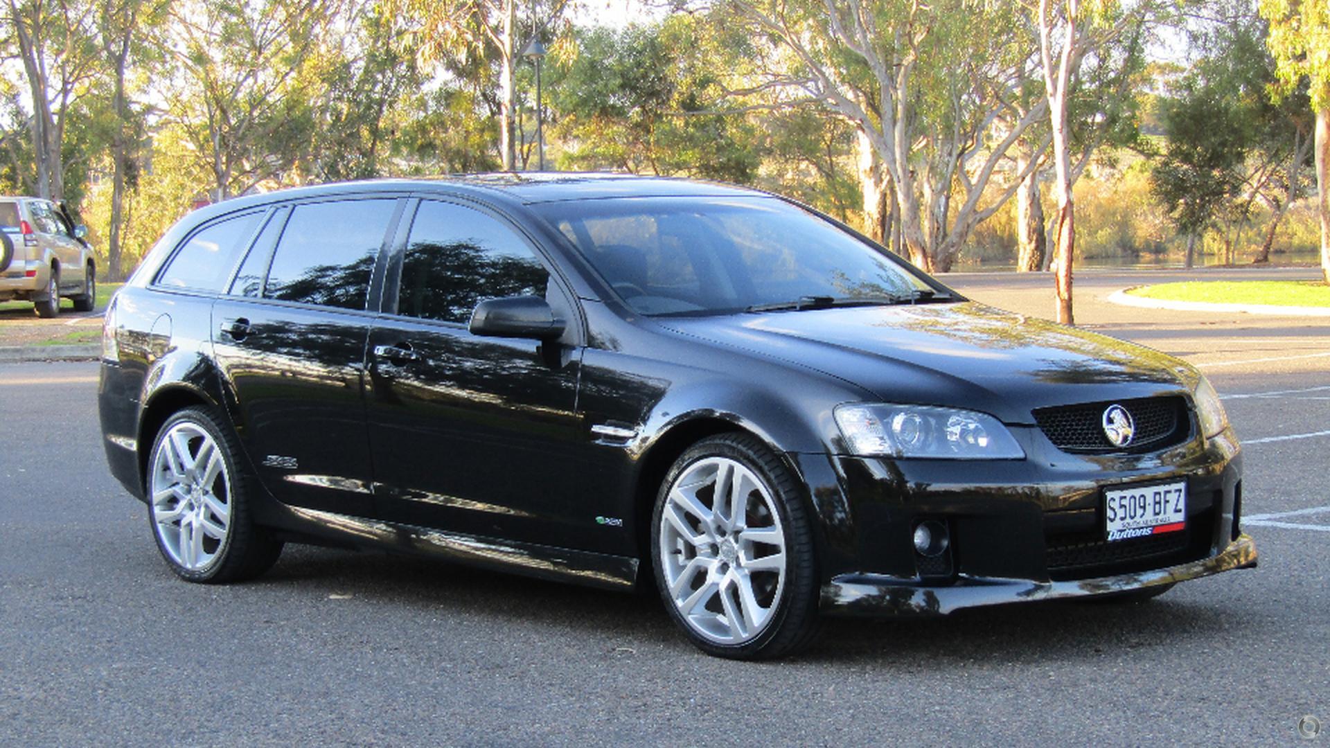 2009 Holden Commodore SS V VE