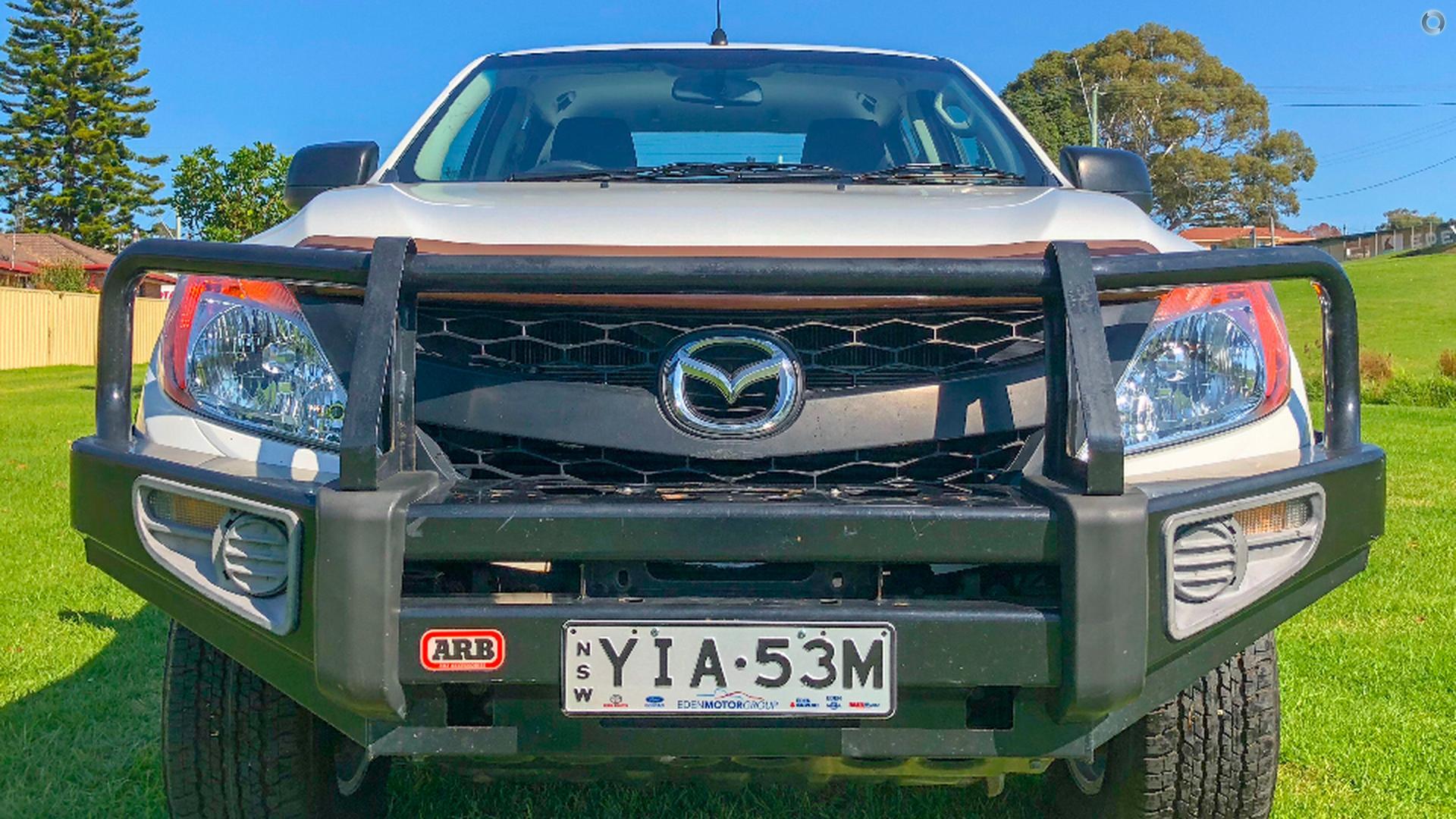 2014 Mazda BT-50 XT UP