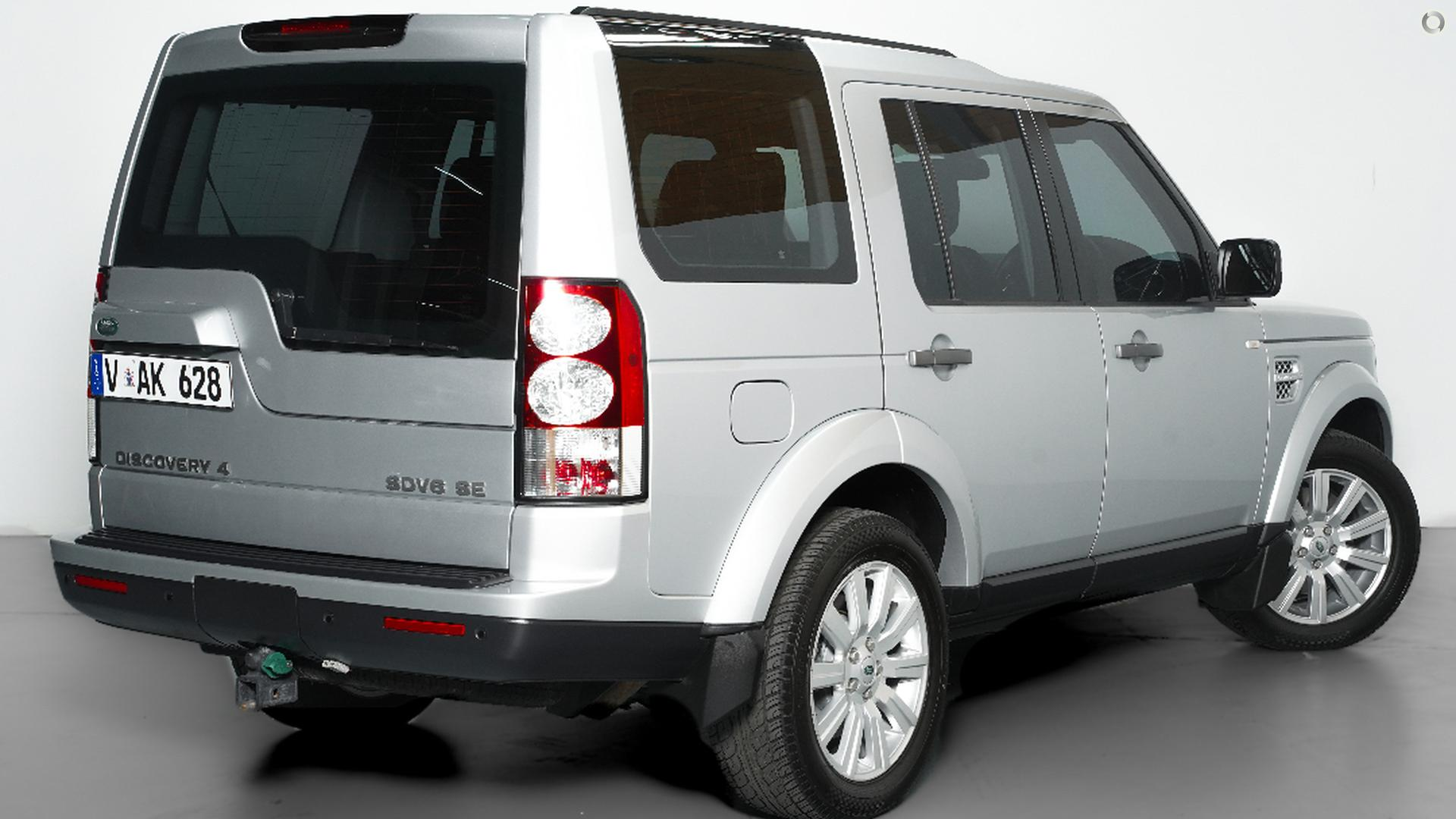 2013 Land Rover Discovery 4 SDV6 SE Series 4