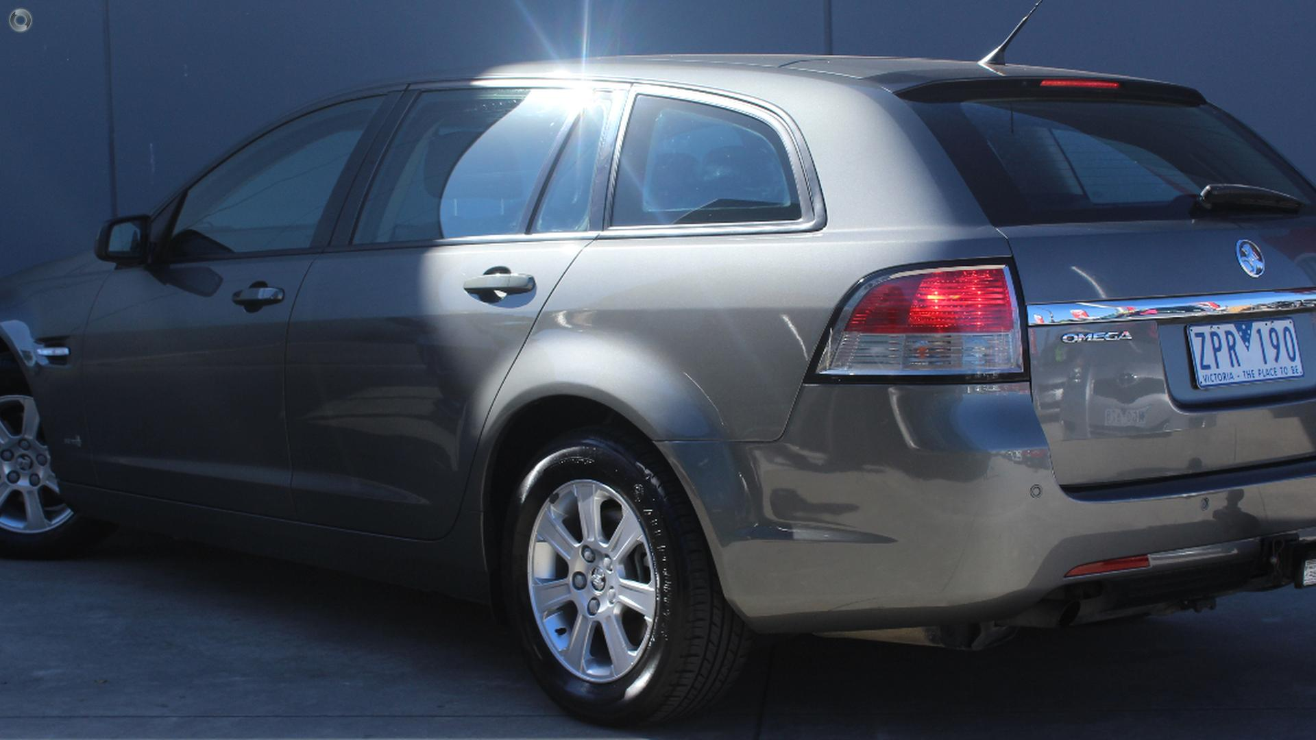 2010 Holden Commodore Omega VE Series II