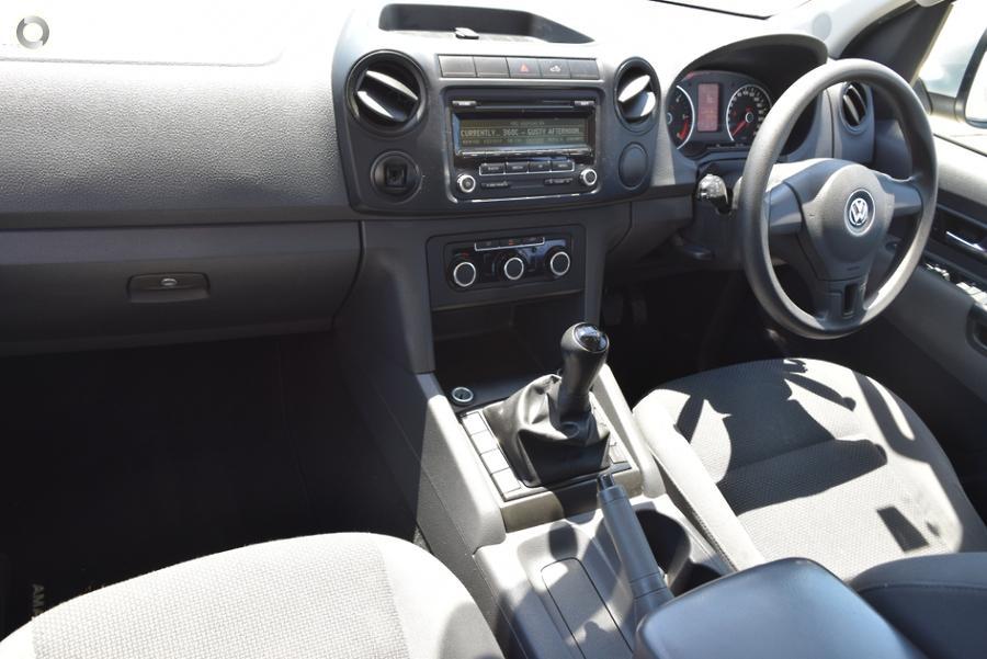 2012 Volkswagen Amarok TDI400 Trendline 2H