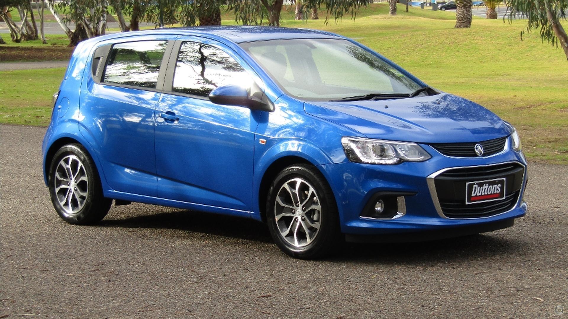 2018 Holden Barina LS TM