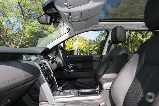 2017 Land Rover Discovery Sport TD4 110kW SE L550