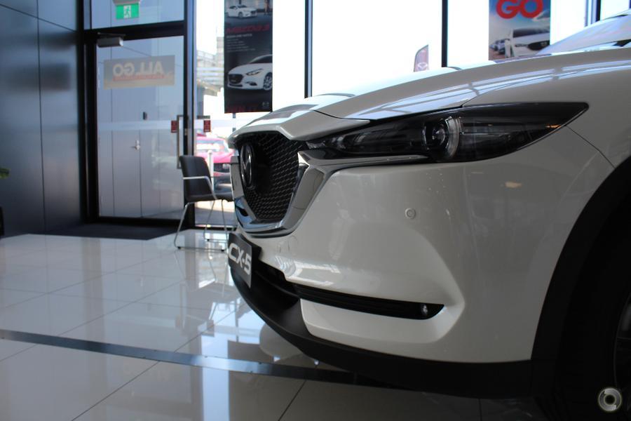 2018 Mazda CX-5 Akera KF Series