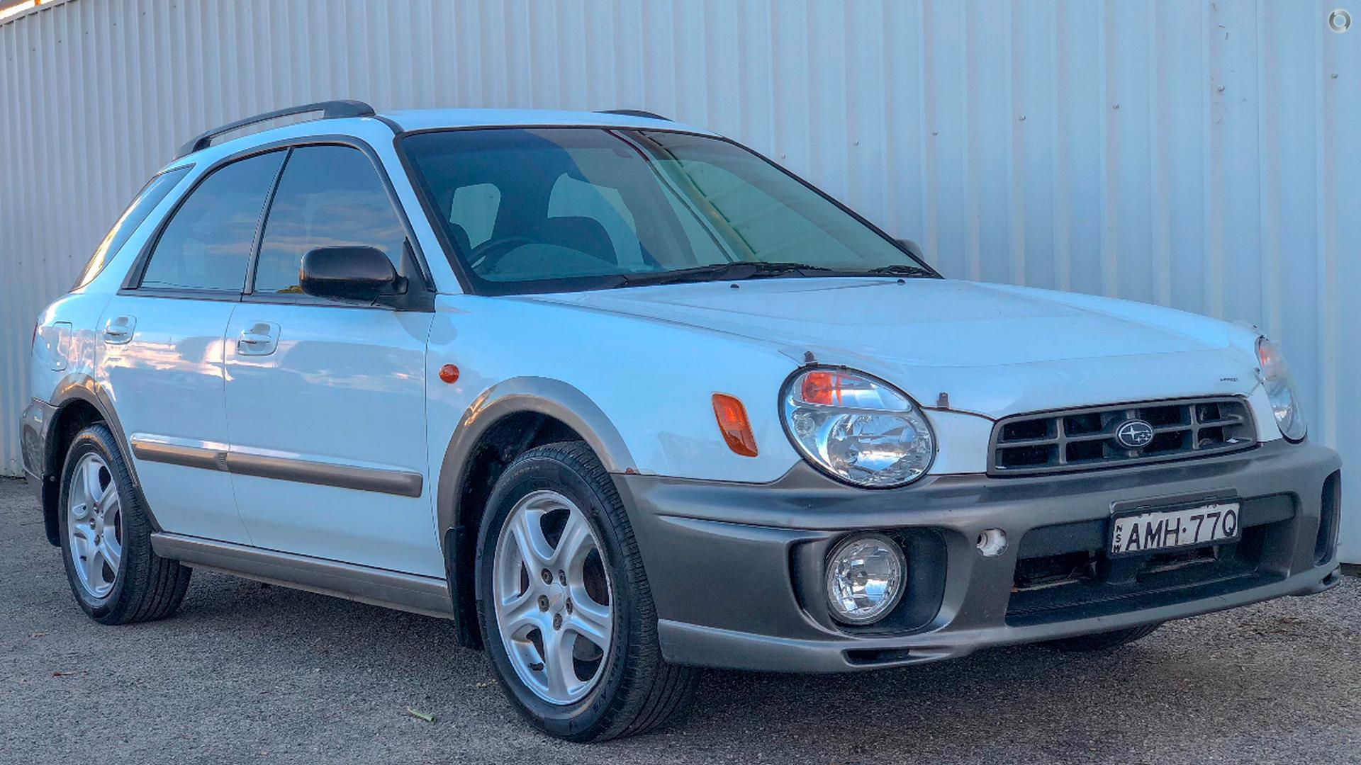 2001 Subaru Impreza RV S
