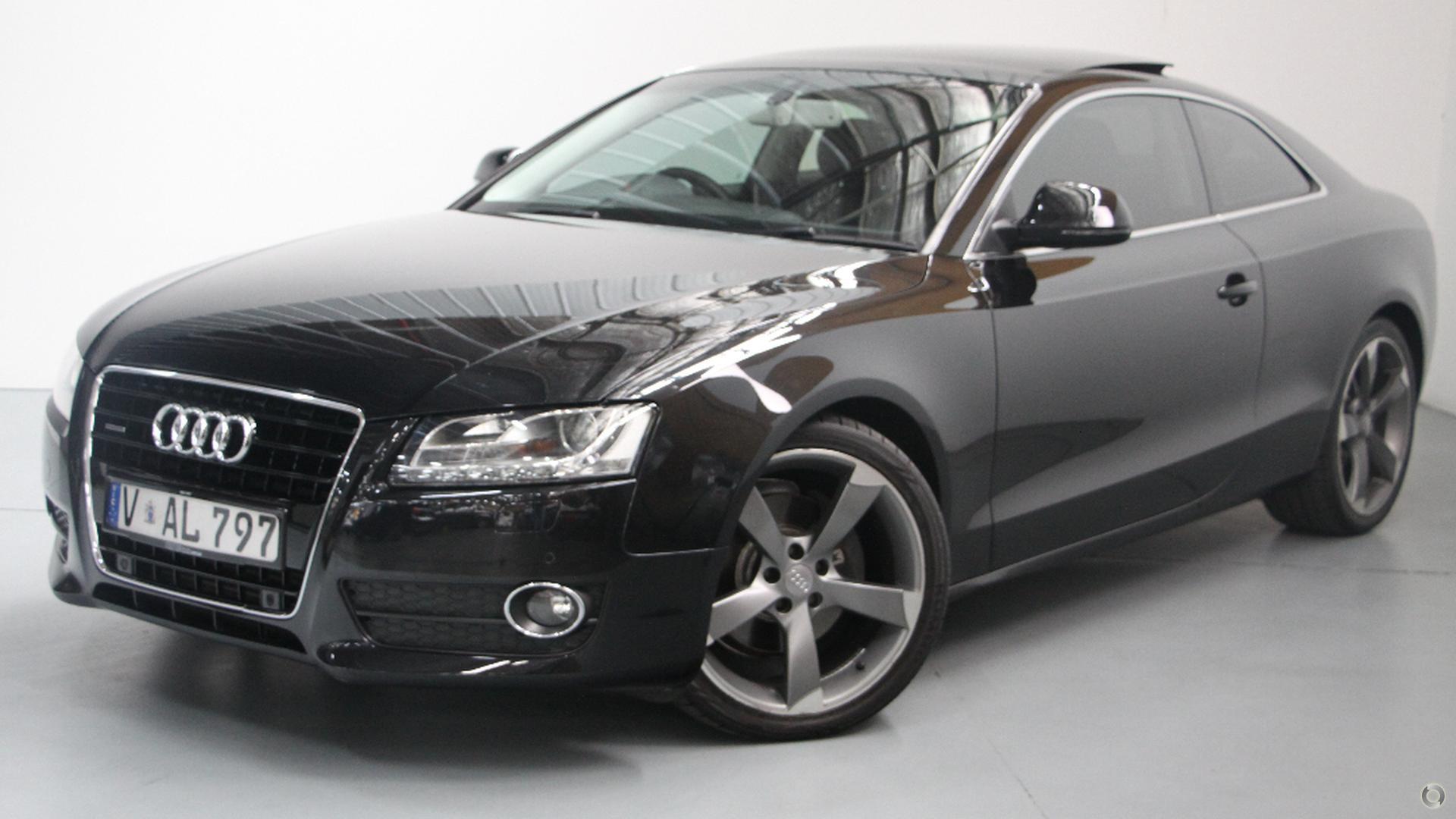 2009 Audi A5  8T