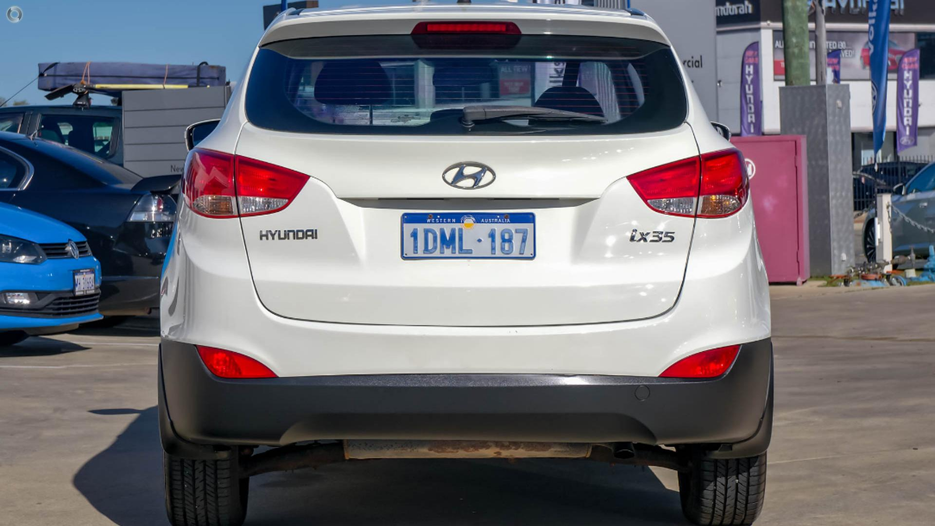 2010 Hyundai ix35 Active LM
