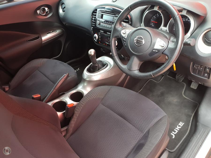 2014 Nissan JUKE ST F15