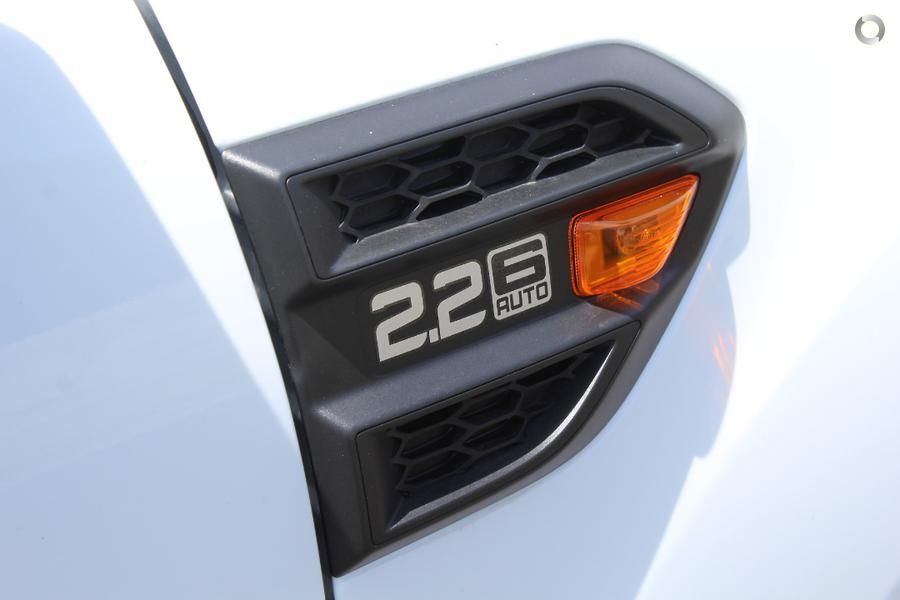 2017 Ford Ranger XL Hi-Rider PX MkII