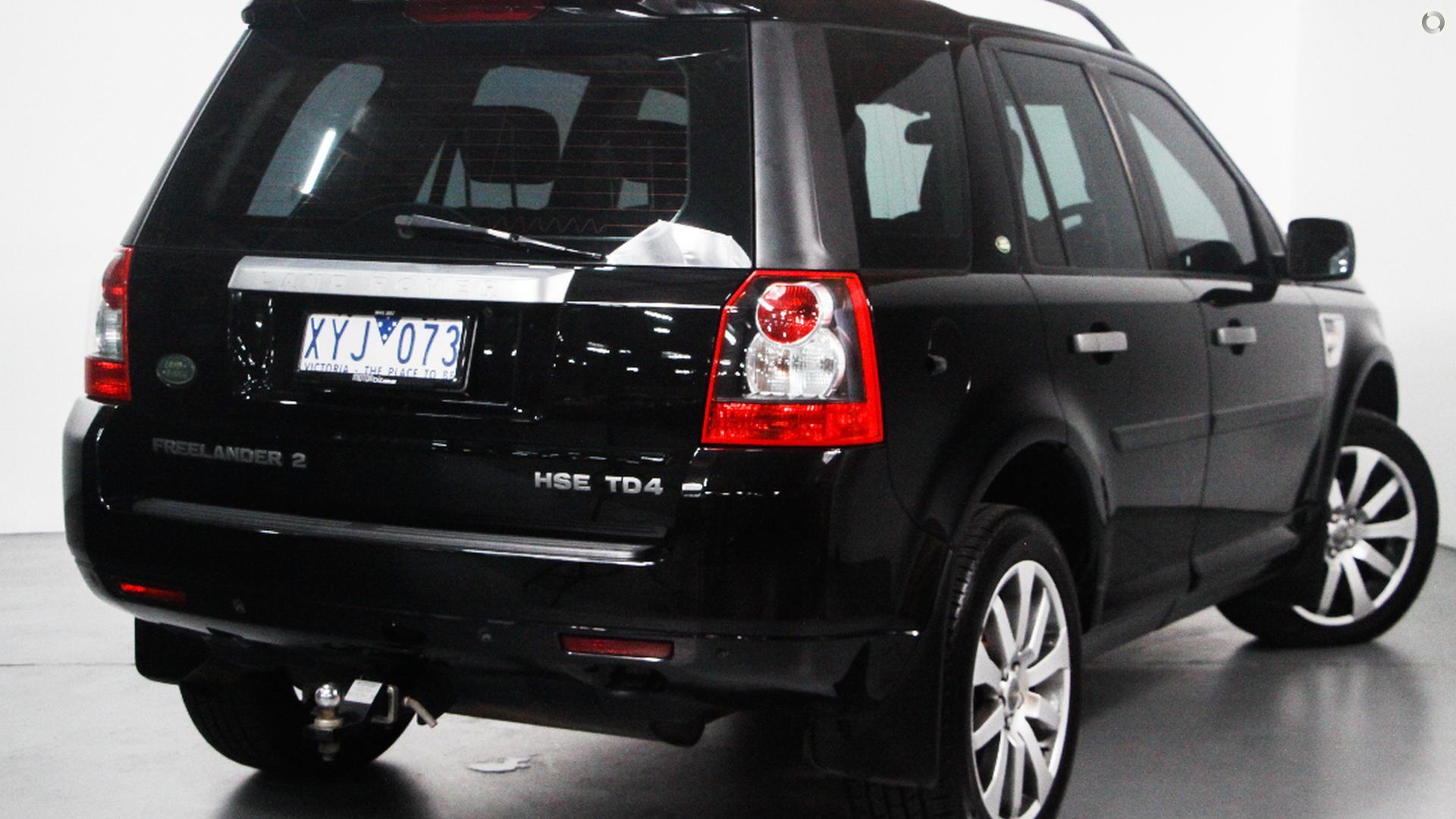2009 Land Rover Freelander 2 Td4 HSE LF