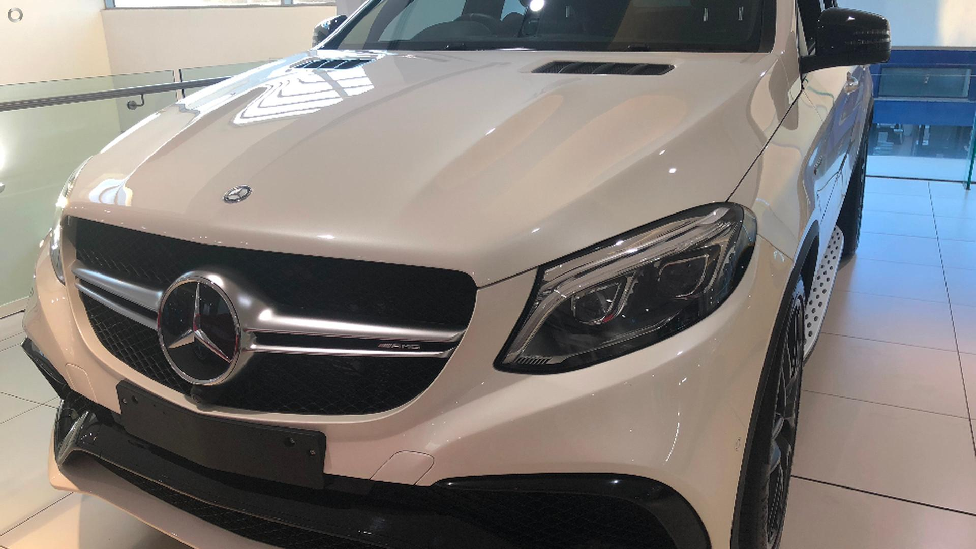 2017 Mercedes-Benz GLE63 AMG S W166