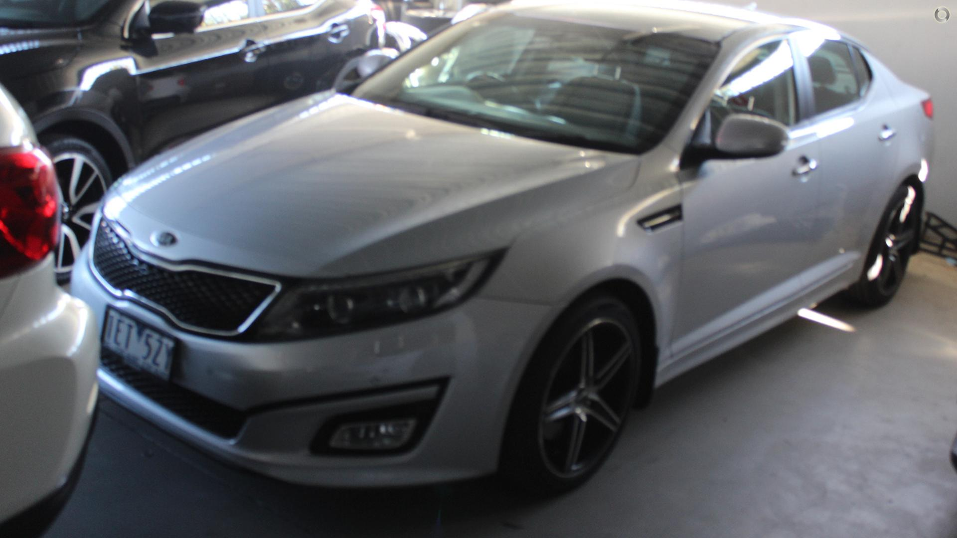 2015 Kia Optima SLi TF